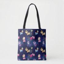 My Little Pony | Mane Six Seapony Pattern Tote Bag