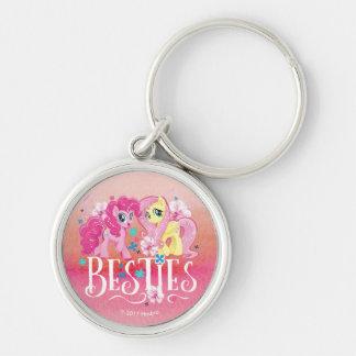 My Little Pony | Pinkie and Fluttershy - Besties Keychain