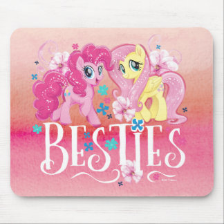 My Little Pony | Pinkie and Fluttershy - Besties Mouse Pad