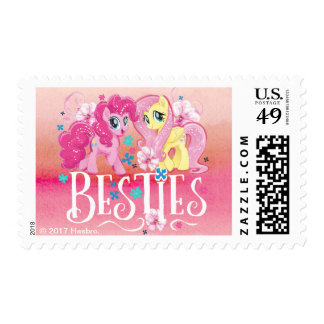 My Little Pony | Pinkie and Fluttershy - Besties Postage