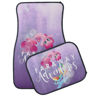 My Little Pony | Pinkie and Rainbow - Adventures Car Floor Mat