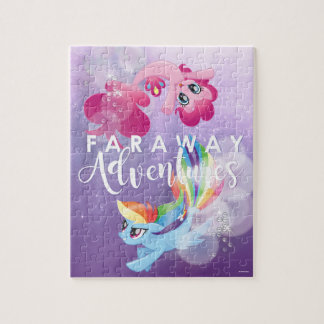 My Little Pony | Pinkie and Rainbow - Adventures Jigsaw Puzzle