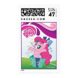 My Little Pony Pinkie Pie Birthday Postage Stamp