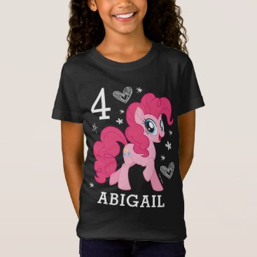 mylittlepony My Little Pony   Pinkie Pie Birthday T-Shirt