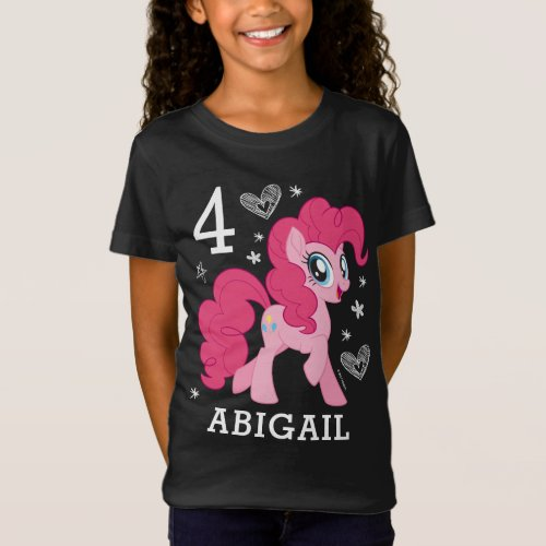 My Little Pony  Pinkie Pie Birthday T_Shirt