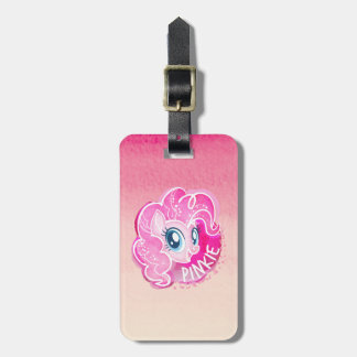 My Little Pony | Pinkie Pie Watercolor Bag Tag