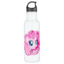 My Little Pony | Pinkie Pie Watercolor Stainless Steel Water Bottle