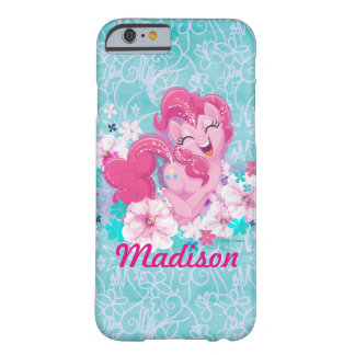 My Little Pony | Pinkie Running Through Flowers Barely There iPhone 6 Case
