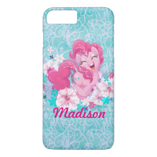 My Little Pony | Pinkie Running Through Flowers iPhone 8 Plus/7 Plus Case