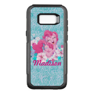 My Little Pony | Pinkie Running Through Flowers OtterBox Commuter Samsung Galaxy S8+ Case