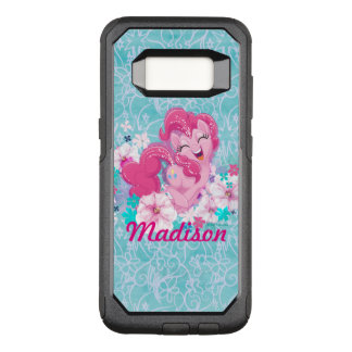 My Little Pony | Pinkie Running Through Flowers OtterBox Commuter Samsung Galaxy S8 Case