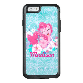 My Little Pony | Pinkie Running Through Flowers OtterBox iPhone 6/6s Case