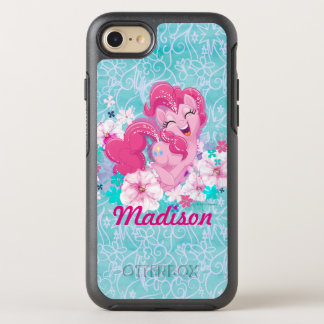 My Little Pony | Pinkie Running Through Flowers OtterBox Symmetry iPhone 8/7 Case