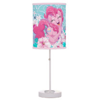 My Little Pony | Pinkie Running Through Flowers Table Lamp