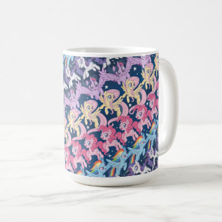 My Little Pony | Pony Rainbow Pattern Coffee Mug