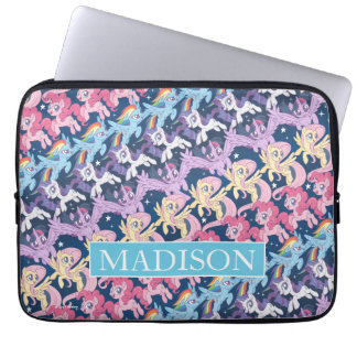 My Little Pony | Pony Rainbow Pattern Laptop Sleeve