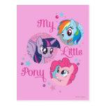 My Little Pony Postcard