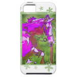 My Little Pony (Purple and Green) iPhone 5 Covers