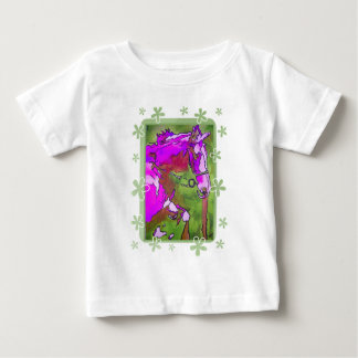 My Little Pony (Purple and Green) T Shirts