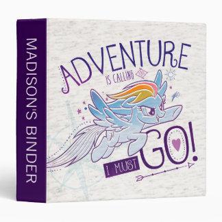 My Little Pony   Rainbow - Adventure Is Calling Binder