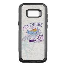 My Little Pony | Rainbow - Adventure Is Calling OtterBox Commuter Samsung Galaxy S8  Case