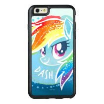 My Little Pony | Rainbow Dash Watercolor OtterBox iPhone 6/6s Plus Case