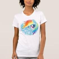 My Little Pony | Rainbow Dash Watercolor T-Shirt