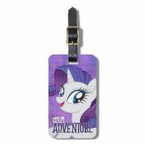 My Little Pony | Rarity - Hello Adventure Bag Tag