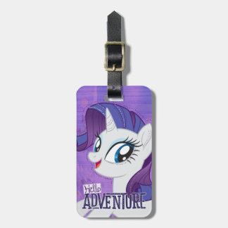 My Little Pony | Rarity - Hello Adventure Bag Tag