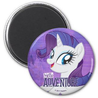 My Little Pony | Rarity - Hello Adventure Magnet