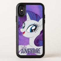 My Little Pony | Rarity - Hello Adventure OtterBox Symmetry iPhone X Case