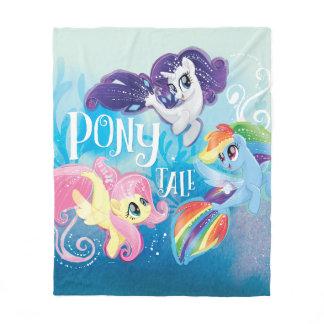 My Little Pony | Seaponies - Pony Tale Fleece Blanket
