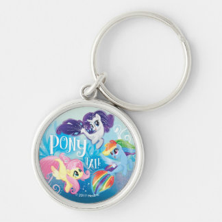 My Little Pony | Seaponies - Pony Tale Keychain