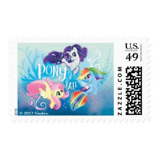 My Little Pony   Seaponies - Pony Tale Postage