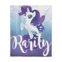 My Little Pony | Seapony Rarity Fleece Blanket