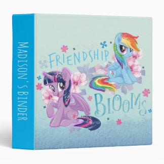 My Little Pony   Twilight and Dash - Friendship 3 Ring Binder