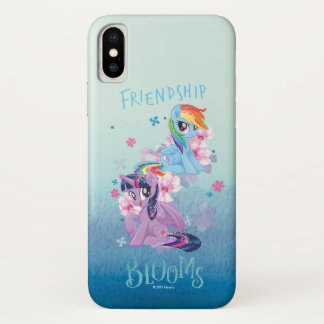 My Little Pony | Twilight and Dash - Friendship iPhone X Case