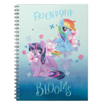 My Little Pony | Twilight and Dash - Friendship Notebook