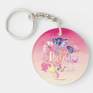 My Little Pony | Twilight and Fluttershy - Dreams Keychain