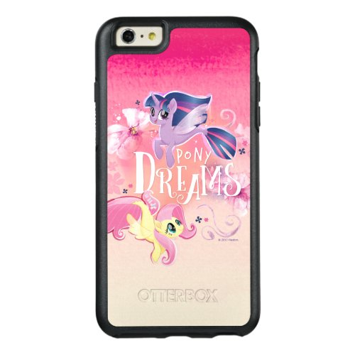 My Little Pony | Twilight and Fluttershy - Dreams Phone Case