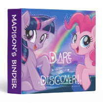 My Little Pony | Twilight and Pinkie - Discover Binder