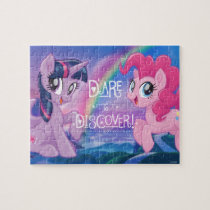 My Little Pony | Twilight and Pinkie - Discover Jigsaw Puzzle