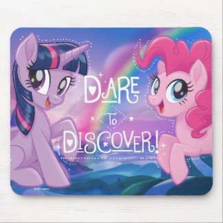 My Little Pony | Twilight and Pinkie - Discover Mouse Pad