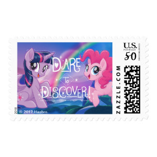 My Little Pony | Twilight and Pinkie - Discover Postage