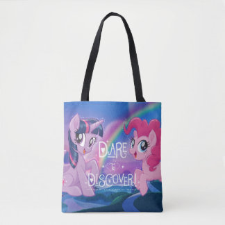 My Little Pony | Twilight and Pinkie - Discover Tote Bag