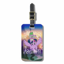 My Little Pony | Twilight and Spike - Adventure Bag Tag
