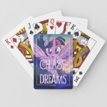 My Little Pony | Twilight - Chase Your Dreams Playing Cards