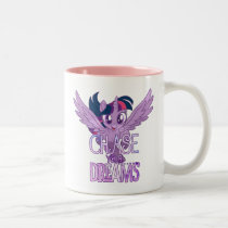 My Little Pony | Twilight - Chase Your Dreams Two-Tone Coffee Mug
