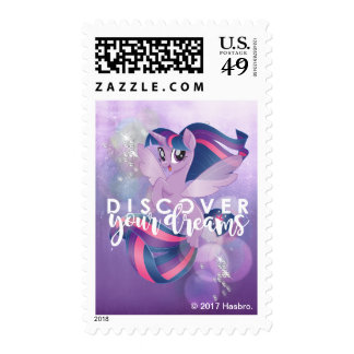My Little Pony   Twilight - Discover Your Dreams Postage