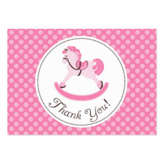 My Little Pony TY Gift Tag Large Business Card